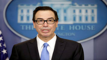 Treasury Secretary Steven Mnuchin says US-China trade deal is 90% complete: Report