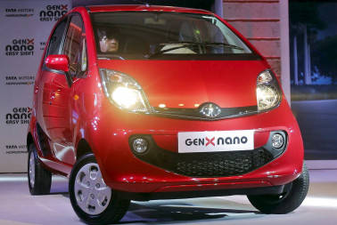 Tata Nano sales grow for third straight month