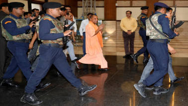 Adityanath targets politicians silent on 'triple talaq'