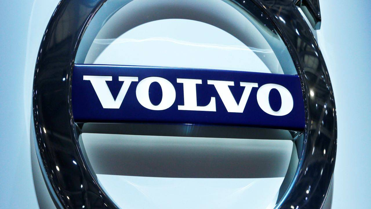 Answer: Volvo.