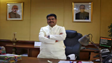 Dharmendra Pradhan lays foundation of HPCLs LPG Plant at Rayagada