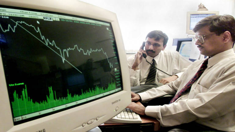 Sensex gains over 100 points, Nifty above 10350 on sustained buying