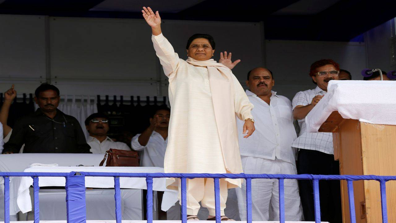 Mayawati: The Uttar Pradesh-based satrap had polled 4.27 percent of the vote share in 2013 polls, but its candidates had polled more than 10 percent of the vote share in 12 seats, and more than 20 percent in five. This makes her party and her role in the elections important.