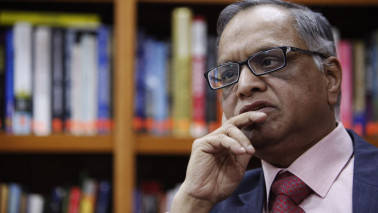 Should have listened to co-founders about not leaving Infosys in 2014: NRN Murthy