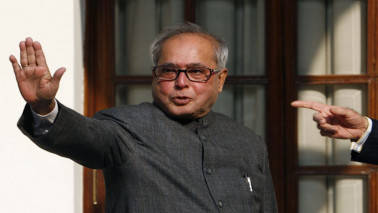 Against coalitions for the sake of forming government: Pranab Mukherjee