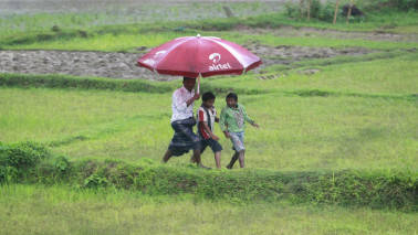 Skymet on unseasonal rains in the central part of the country and Maharashtra