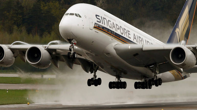 Singapore Airlines to stop Airbus A380 operations on Mumbai route in ...