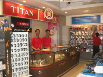 Brokerages upbeat on Titan's Q3 guidance; stock surges 4%
