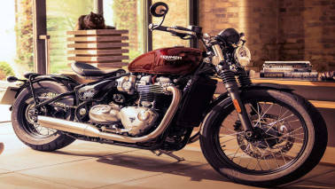 Triumph targets more sales from India's smaller cities