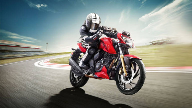 What has changed in 2020 TVS Apache RTR 200 4V?