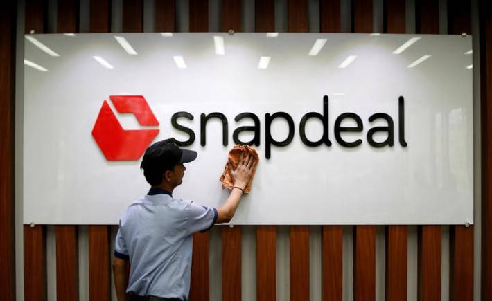 677935a456e Snapdeal trims losses to Rs 613 cr for FY18