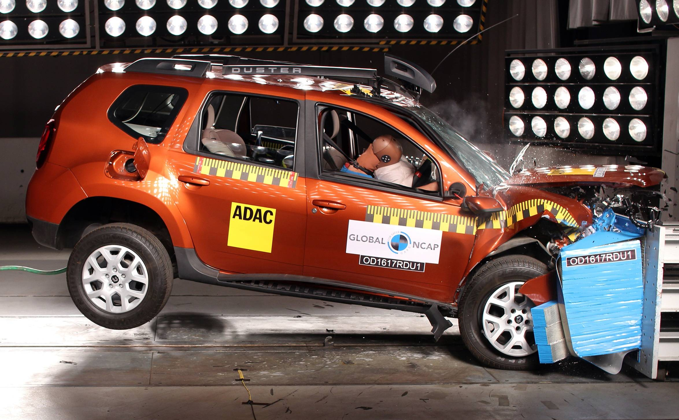 This week in auto Duster fails crash test Royal Enfield shows