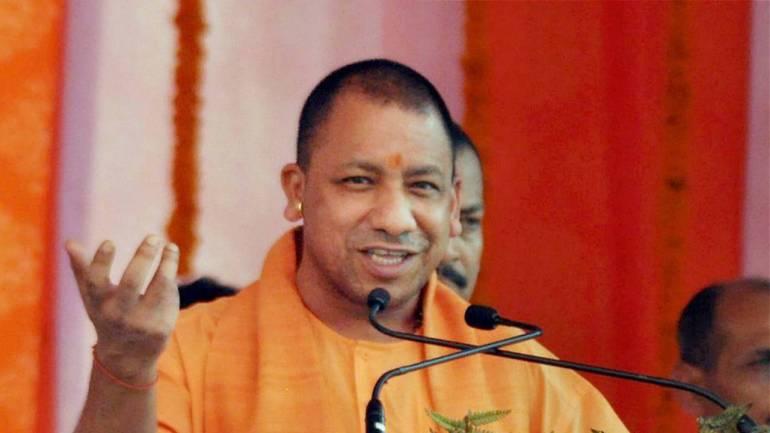 Congress biggest hurdle in way of Ram Temple, alleges Yogi Adityanath