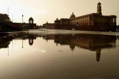 Delhi assembly's budget session begins; BJP MLAs protest Gahlot's presence