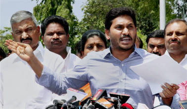 YSR Congress not to contest Telangana assembly polls