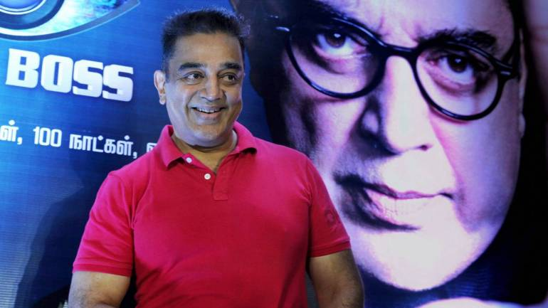 Can Kamal Hassan concentrate in both activities at the same time?