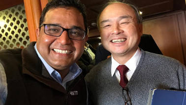 Paytm deal puts Softbank's Son on course to become king of Indian e-commerce