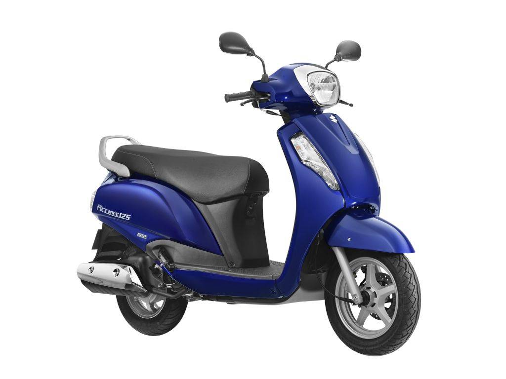 Suzuki Access: One of the few scooters powered by a 125cc engine the Access underwent a makeover recently. It has gained popularity ever since positioning it at the fourth spot. The Access is the priciest of the lot at Rs 59,104 (ex-showroom, Mumbai) but sold 265,181 units last year.