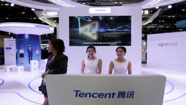 China's Tencent Music halves US IPO to $2 billion: Sources