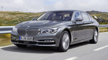 Facelifted BMW 7-series launched in China; gets 40% bigger front grille