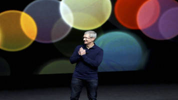 Apple's Tim Cook backs strong privacy laws in Europe, US: Sources
