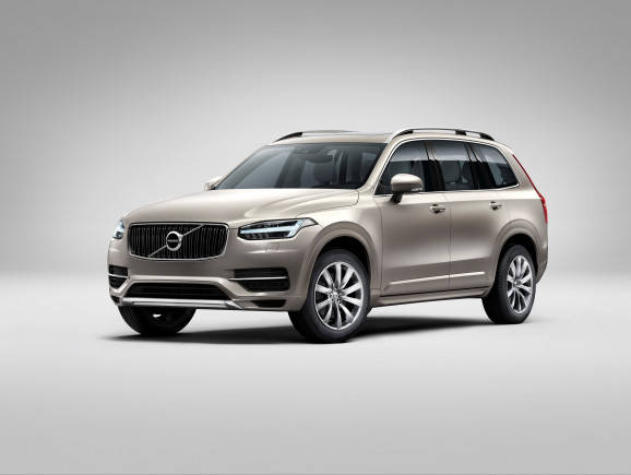 2019 Volvo XC90 with F1-styled KERS unveiled