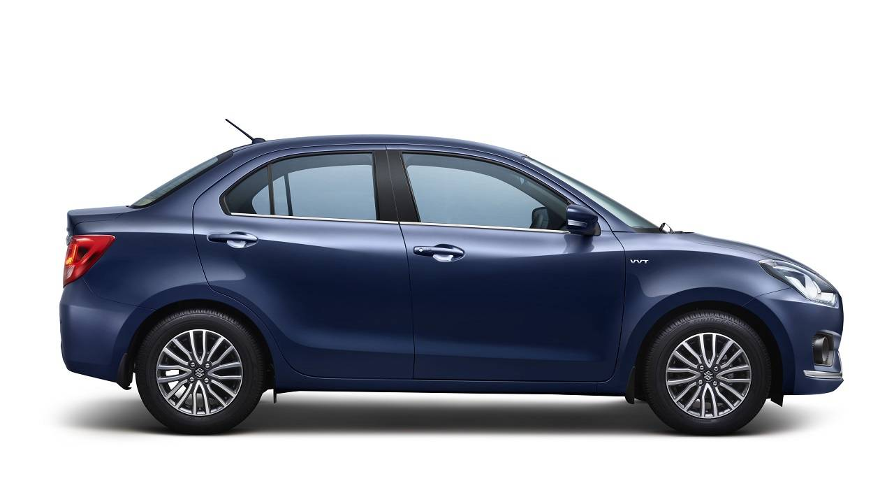 The front and rear exteriors of the car have got a massive overhaul. The head lights, front grille, and more detailed backward swooping sharp body lines give the car a fresh new muscular look.