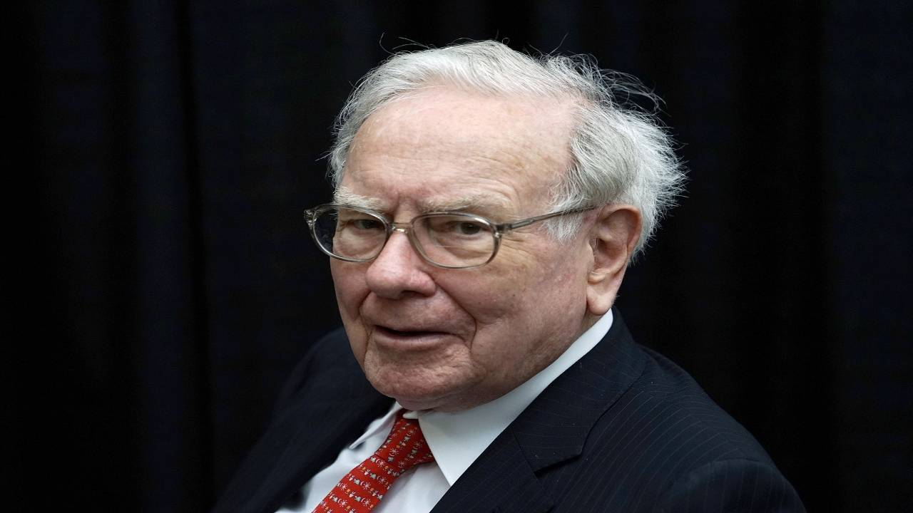 Buffett was 52 when he first made it to the Forbes list of richest Americans. His net worth at that time was $250 million. Three years later, his net worth quadrupled and he became a billionaire. (Image: Reuters)