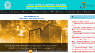 HRD to call meeting of CBSE board to discuss moderation policy