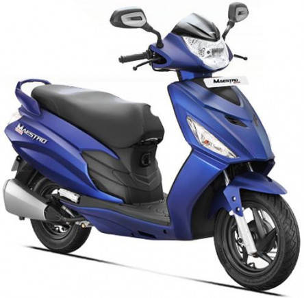 Hero Motocorp Lines Up 3 New Scooter Models To Take On