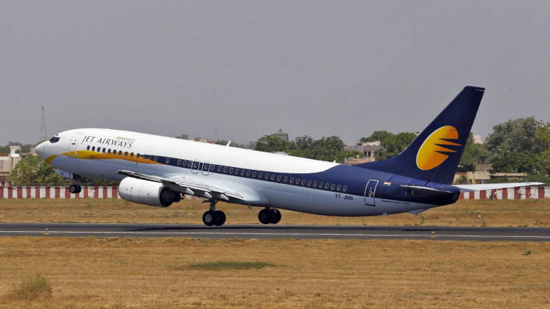 174ece7c3 Cash-strapped Jet Airways reports Rs 1