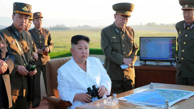 North Korea could nuke US, Europe 'within months': France