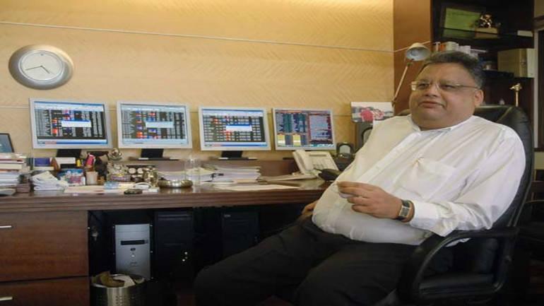 Rakesh Jhunjhunwala Share Market Investor