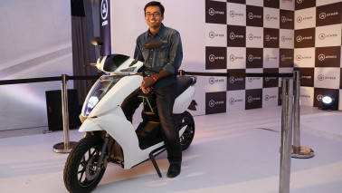 Ather's electric scooter to cost around Rs 1 lakh, launch expected in 2018
