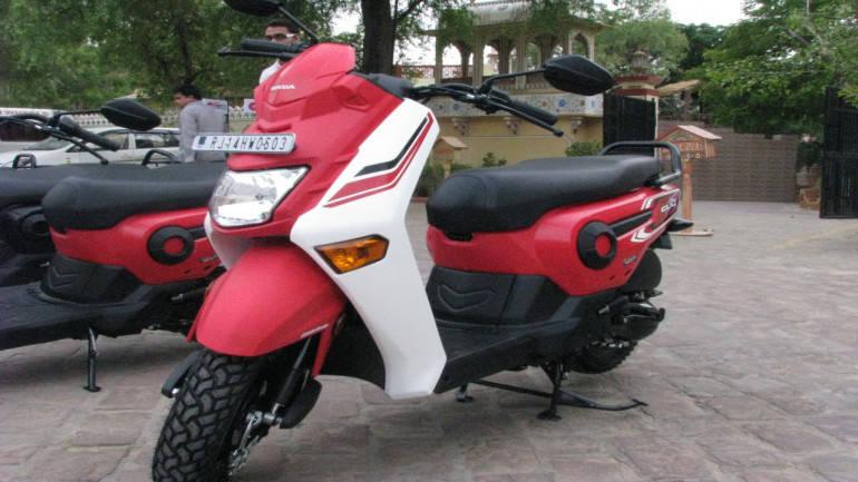 Honda Cliq Hero Motocorp