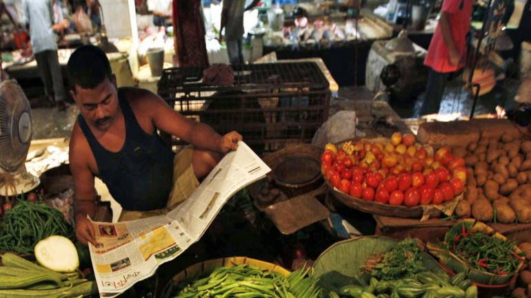 Retail inflation inches up to 3.18 percent in June, but well below RBI target - Moneycontrol thumbnail