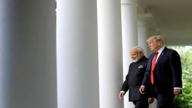Trump walks up to Modi for 'impromptu' chat at G20 Summit