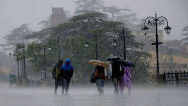 Cyclonic storm 'DAYE' crosses coast in Odisha, triggers heavy downpour in several parts of state