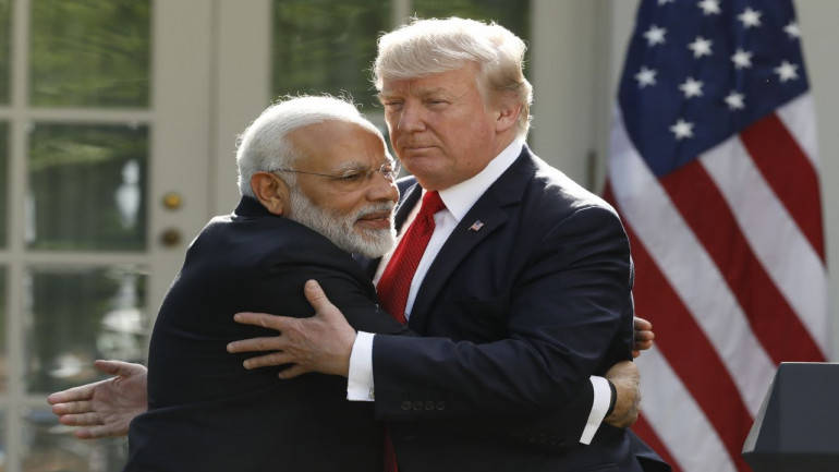 Trump admin wants trade deal with India: White House official