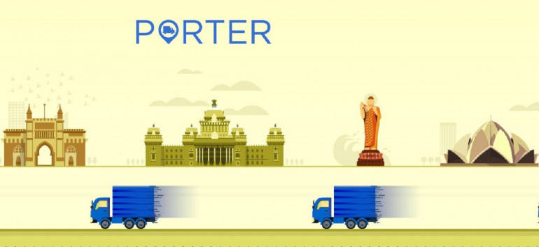 Porter: Uber-like logistics platform for pick-up and delivery of goods
