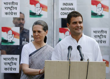 Rahul my boss too, will work with 'like-minded parties' to defeat BJP: Sonia Gandhi