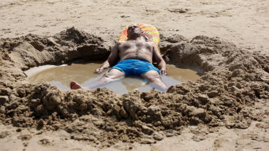 74% world population to face deadly heat-waves by 2100: study