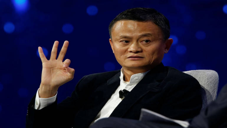 Alibaba S Jack Ma Says People Should Prepare For 20 Years Of China