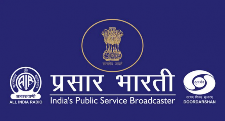 Doordarshan looks to woo Indian youth with a new logo, invites design entries
