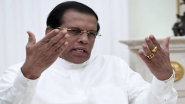 Sri Lanka's new Cabinet to be sworn in on May 1: President Maithripala Sirisena