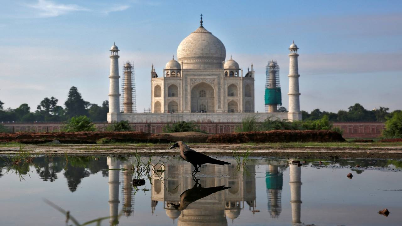 "Answer: Taj Mahal. The researchers concluded that: The Taj was a monument to love, but was also equally a project driven by ego. As Shah Jahan says, ""my beloved deserves a tomb that befits her and my love for her, and resources at my command will be used for that purpose."" As history notes, the end of Taj Mahal's construction almost coincided with the beginning of Shah Jahan's fall. (Image: Reuters)"