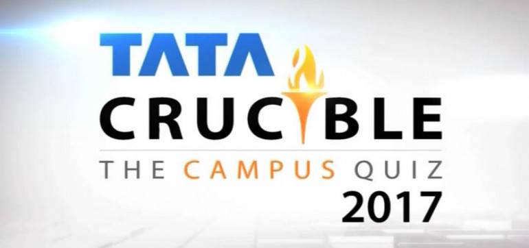 Tata Crucible Campus Quiz 2017: Bangalore Finals
