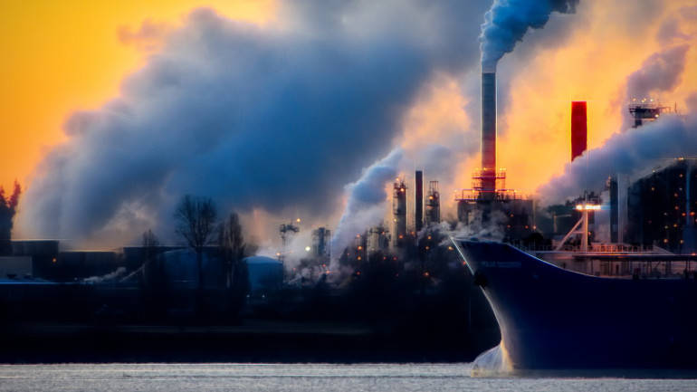 Image result for Union Environment Ministry releases the draft of National Clean Air Programme