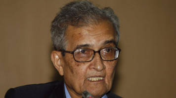 Lok Sabha polls will bring 'good result', hopes Amartya Sen