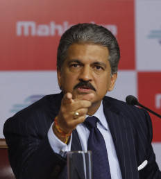 Shareholder pressure stops India Inc from speaking out: Anand Mahindra